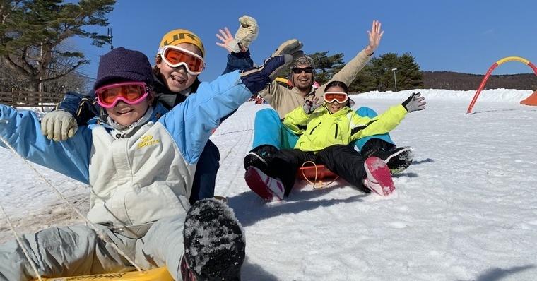 峰山 高原 スキー 場
